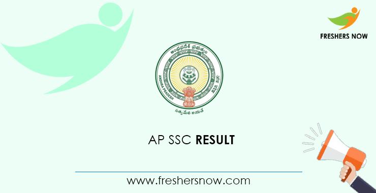 AP SSC Result 2020