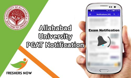 Allahabad University PGAT 2020 | Application Form (Extended), Exam Date