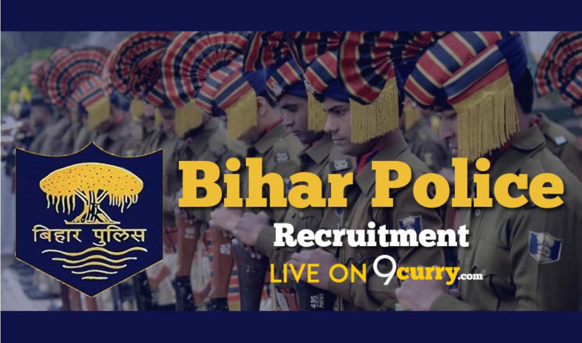 Bihar Police Recruitment 2020 Apply Online Job Vacancies 15 June 2020