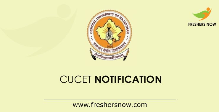 CUCET 2020 | Application Form (Extended), Exam Date, Eligibility
