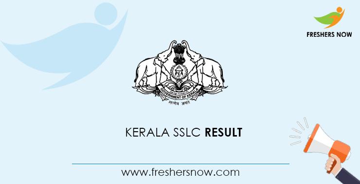 Kerala SSLC Result 2020 (Today) | Kerala Baord tenth class results