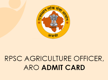 RPSC Admit Card 2020 PDF Download with Exam Date