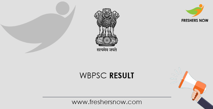 WBPSC Assistant Manager Result 2020   ATO, SO Cut Off, Merit List