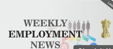 Employment News Weekly - 6th June to 12th June 2020