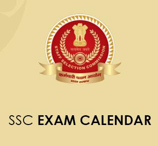 SSC Exam Schedule