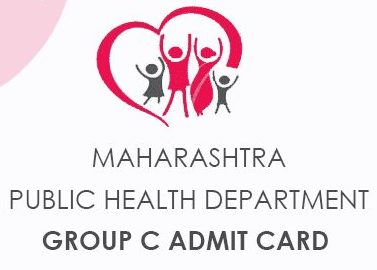 Maharashtra Public Health Department Group C Admit Card