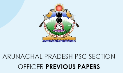 APPSC Official Section Previous Question Papers