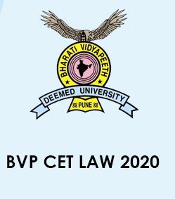 BVP CET Law 2020 Application