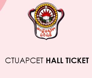 CTUAPCET Admit Card 2020