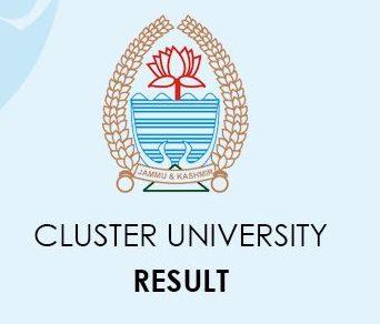 Cluster University Result 2020