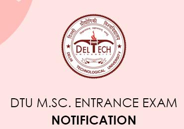 DTU M.Sc. 2020 Entrance Exam