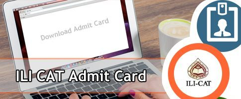 ILI CAT 2020 Admit Card