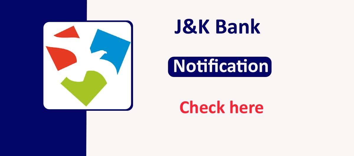 JK Bank SO Recruitment 2020