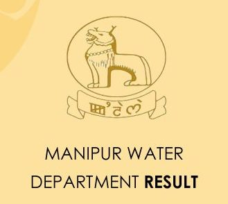 Manipur Water Department Result 2020