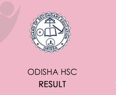 Odisha HSC Result 2020 Class 10th