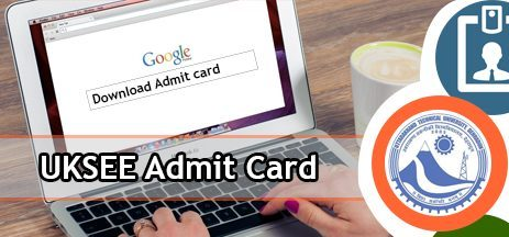 UKSEE Admit Card 2020