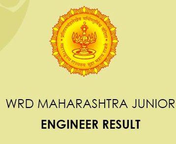 WRD Maharashtra Junior Engineer Result 2020