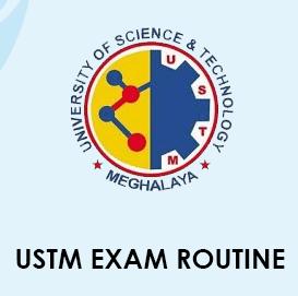 USTM Exam Routine 2020