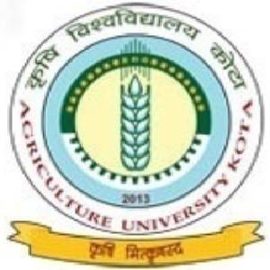 Agriculture University Kota Job Recruitment 2020