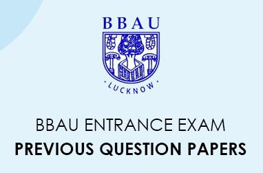 BBAU Entrance Exam Previous Questions