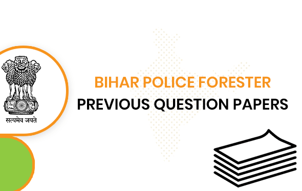 Bihar Police Forester Previous Questions Paper