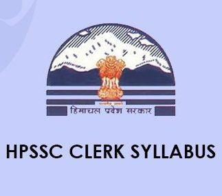 HPSSC Clerk Syllabus 2020