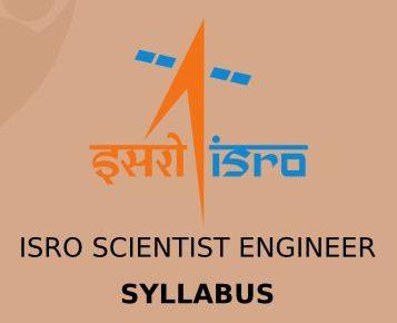 ISRO Scientific Engineer Syllabus 2020