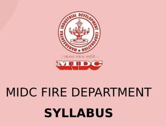 MIDC Fire Department Syllabus 2020