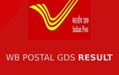 WB Postal GDS Result 2020