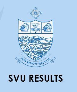 SVU Results 2020