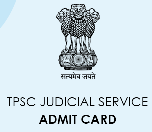 TPSC Judicial Service Admit Card 2020