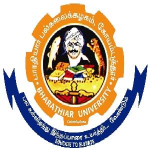 Bharathiar University Vacancy 2020