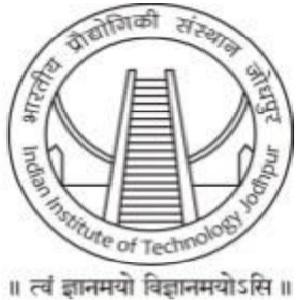 IIT Jodhpur Vacancy Recruitment 2020