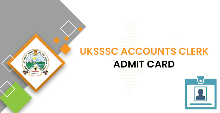 UKSSSC Account Secretary Admit Card 2020