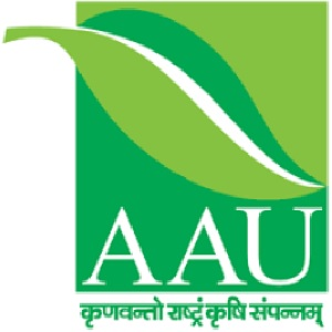 Anand Agricultural University Job Vacancy 2020
