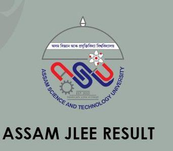Assam JLEE Result 2020