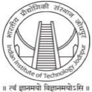 IIT Jodhpur Job 2020
