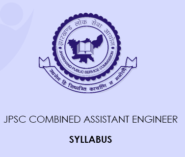 JPSC Combined Auxiliary Engineer Syllabus 2020