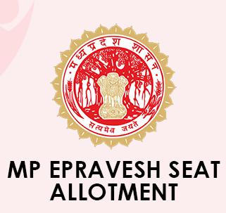 MP EPravesh Seat Assignment 2020