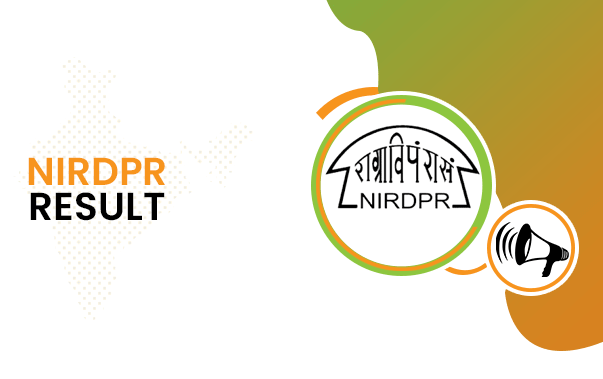 NIRDPR Young Fellow Result 2020
