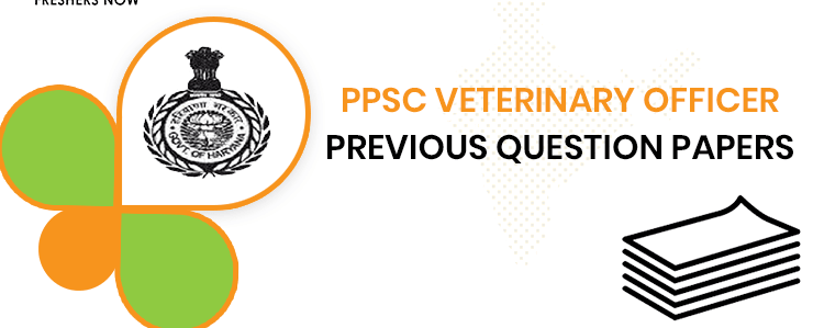 PPSC Veterinary Officers Previous Questions Paper