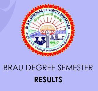 BRAU Degree Result 2020