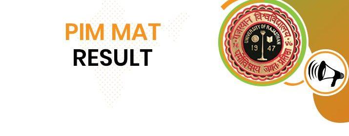 PIM MAT Results 2020