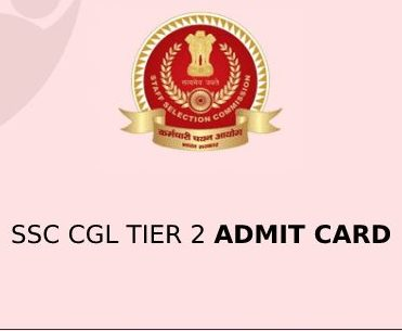 SSC CGL Tier 2 Admit Card 2020