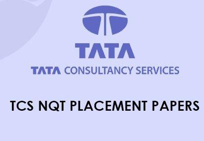 TCS NQT Placement Documents 2021