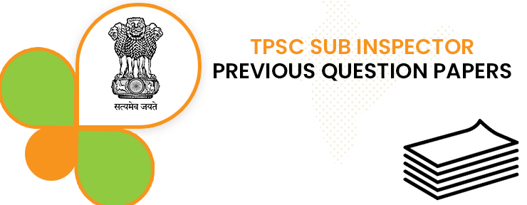 TPSC SI Previous Question Papers