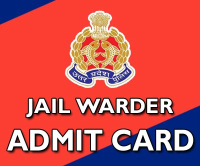 UP Police Jail Guard Admit Card 2020