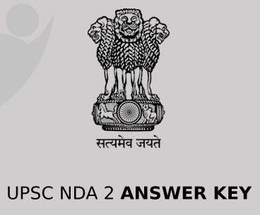 UPSC NDA 2 Answer Key 2020