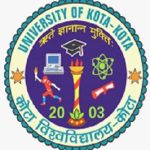 Kota University Recruitment 2020