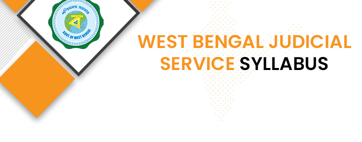 West Bengal Judicial Service Syllabus 2020